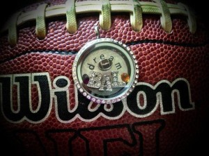 Baltimore Ravens locket