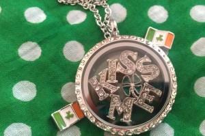 Irish locket