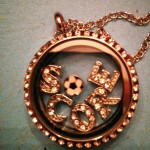 soccer mom locket