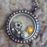 sports mom locket