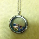 Air Force locket