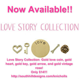 South Hill Designs Love Story Collection
