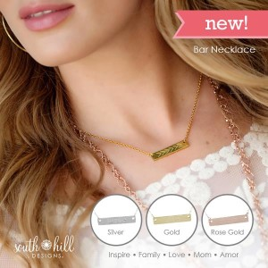 South Hill Designs barnecklaces