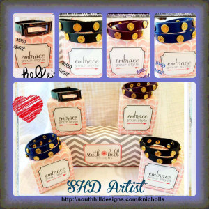South Hill Designs New Wraps and Bracelet