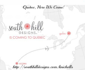 South Hill Designs Quebec