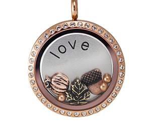 South Hill Designs Fall Colors Locket