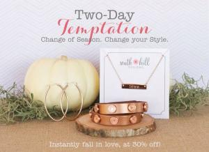 South Hill Designs Temptation Sale
