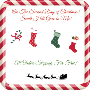 South Hill Designs Christmas Sale