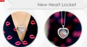 South Hill Designs Heart Locket