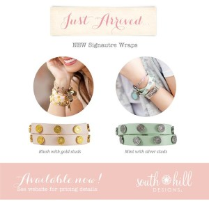 South Hill Designs Signature Wrap Bracelet