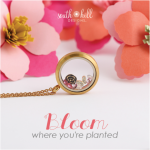 South Hill Designs Easter Locket