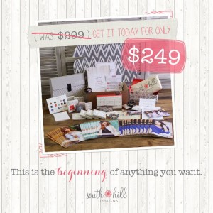 South Hill Designs Kit Sale