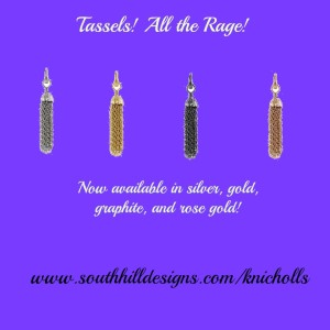 South Hill Designs Tassels